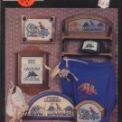 Dinosaurs! Cross Stitch Pattern Hickory Hollow DS-21