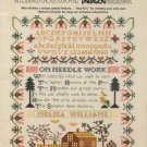 Antique Museum Samplers Charted Designs - Paragon Needlecraft 5076