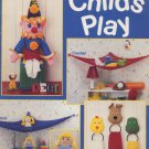 Child's Play - Leisure Arts Crochet and Knit Leaflet 803