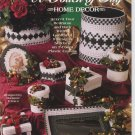 Plastic Canvas A Touch of Joy Home Decor Patterns The Needlecraft Shop 973019