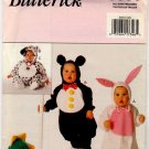 Butterick 3050 Infants' Costumes Pattern - Uncut - Bunny, Dog, Mouse, Dino