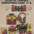 Plastic Canvas Christmas Carolers book - Needlecraft Ala Mode Leaflet 138