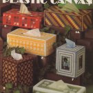 Tissue Box Covers For Plastic Canvas Leaflet 199 Leisure Arts