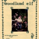 Woodland Elf Pattern by Jan Highland - Woodland Fantasys Designs - Uncut