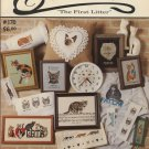 "Cattitudes ""The First Litter"" Cross Stitch Booklet #170 Jeanette Crews Designs"
