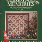 Christmas Memories A Folk Art Celebration - B-99 That Patchwork Place