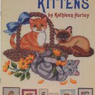 Cross Stitch Kittens by Kathleen Hurley Booklet 3539 American School of Needlework