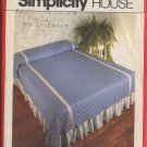 Simplicity House 122 - 10 Bedcovers Pattern