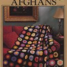 Scrap Yarn Afghans - Leisure Arts Crochet Leaflet 883