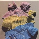 Crochet An Array of Layettes Volume 3 Patterns