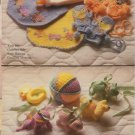 Bazaar Crafts to Knit and Crochet Patterns - Knitting & Crochet with Style from Simplicity 0471