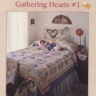 Quilt Lovers Series Gathering Hearts #1 Pattern by Four Corners Style QL01