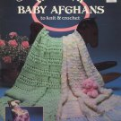 Weekend Baby Afghans to knit & crochet - American School of Needlework 1051