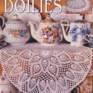 Tea Time Doilies - Leisure Arts Crochet Leaflet 3104