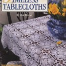 Timeless Tablecloths - Leisure Arts Crochet Leaflet 2837
