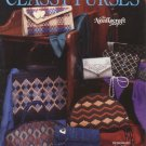 Plastic Canvas Classy Purses Patterns - The Needlecraft Shop 89PB1