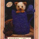Annie's Attic Crochet Kountry Kittens Morning Coffee Pattern 2765