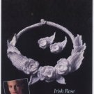 Annie's Attic Irish Crochet Jewelry Irish Rose Pattern 7304