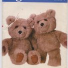Baby Bear Vogue Pattern 9571 Designed by Linda Carr Uncut