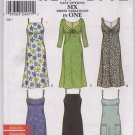 New Look Pattern 6969 Dress Size A 6-16 Uncut