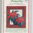 Poinsettia Designed by Bahring Sullivan - The Designer's Workshop Pattern DWS04