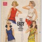 Butterick Pattern 5687 Misses Blouse Size 10 Bust 32 1/2 - Uncut