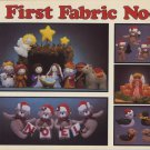 First Fabric Noel Pattern Book GP-477