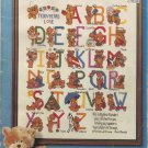 Kount on Kappie Alphabears - Cross Stitch Book 79 - Used condition