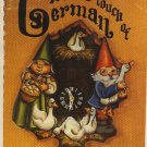 Gnome Touch of German Book by Ladybug Creations - Jan Mc Craw
