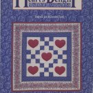 Heart's Delight Nine-Patch Variations by Patricia Knoechel A Quilt in a Day Publication Books