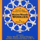 Maine Woods Woolies - 30 Quick to Knit Sweater for Children