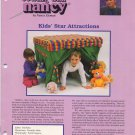 Sewing With Nancy - Kids' Star Attraction - #700 How to leaflet