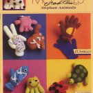 Orphan Animals - Leaflet 14095 McCall's Creates - Fast & Fun