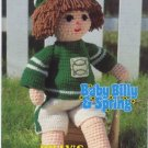 Annie's Attic Baby Billy & Spring Billy's Baseball Suit Crochet Pattern 87B29