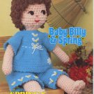 Annie's Attic Baby Billy & Spring Spring's Smock & Culottes Crochet Pattern 87B23