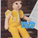 Annie's Attic Baby Billy & Spring Spring's Romper Suit Crochet Pattern 87B25
