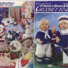 Annie's Quick & Easy Crochet To Go! Feb/March 1998 Number 109 Magazine