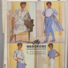 Simplicity 7881 Misses' Skirt, Pants, Top, Shirt and Duster-Coat Pattern Size 18 & 20 - Uncut