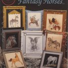 Fantasy Horses Cross Stitch Patterns - Cross My Heart CSB-52