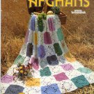 Knit and Crochet Afghans - Brunswick Volume 8512