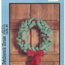 Hollyberry Wreath Pattern - Patchwork House Pattern 126 - Uncut