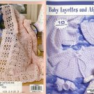 Baby Layettes and Afghans - Crochet, Leisure Arts Little Books 75027