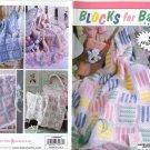 Blocks for Baby - Crochet, Leisure Arts Little Books 75037