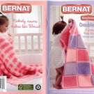Double Up Baby Coordinates - Crochet & Knit Patterns - Bernat 530174