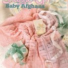 Snuggle Up Baby Afghans Pattern Book Leisure Arts 3205