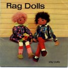 Rag Dolls Book - How to Make Booklet - Herder - Vintage