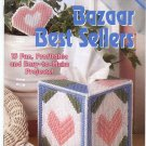 Quick & Easy Bazaar Best Sellers Plastic Canvas Booklet 913208