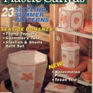 Quick & Easy Plastic Canvas Magazine - June/July 1993 - No 24