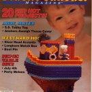 Plastic Canvas! Magazine - July/August 1993 - No 27