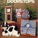 Plastic Canvas Doorstops Patterns American School of Needlework 3058